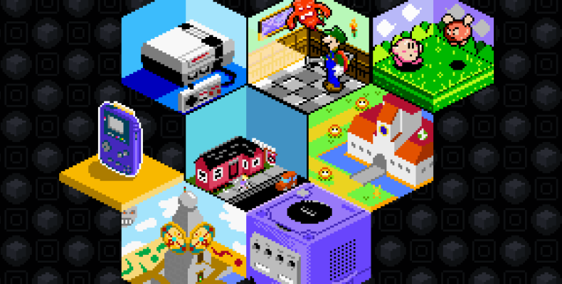 Nintendo Cube Collab