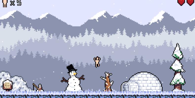 Winter Dude